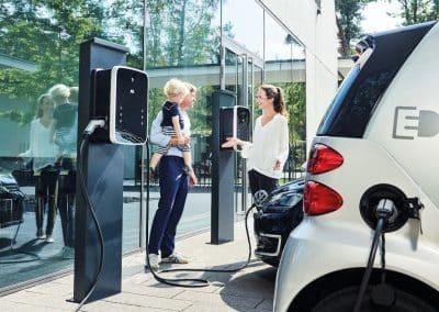 Wallbox ABL eMH3 Twins VW Smart